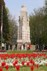 9. Nagy-Magyarország emlékmű